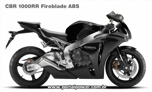 CBR 1000RR Fireblade ABS  CBR 1000RR Fireblade 2012 2013 | Fotos, preços e ficha técnica