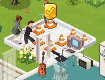 The Sims Social 4