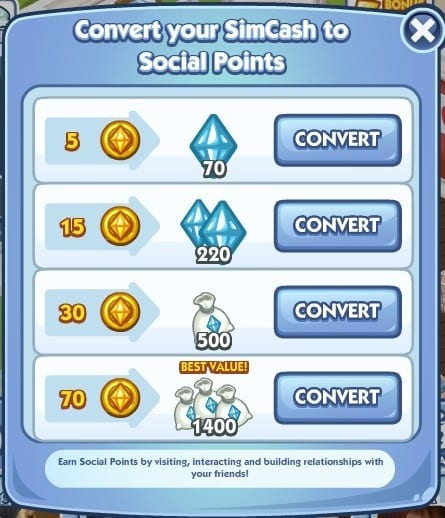The Sims Social 7