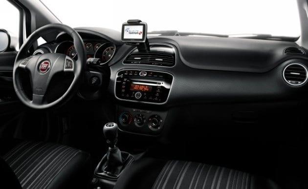 novo Fiat Punto 2013