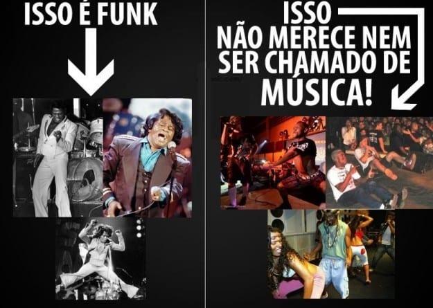 Funk nas igrejas