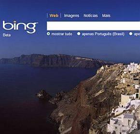 bing  Bing o mecanismo da microsoft