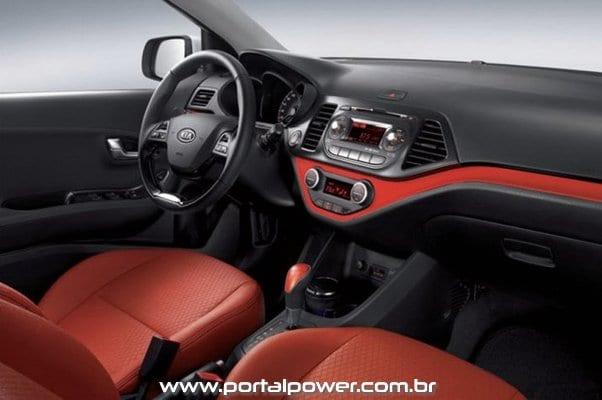 Kia Picanto 2011 - 2012 - Fotos e preços 3