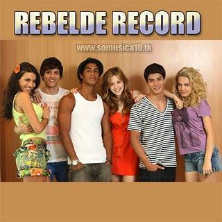 Trilha Sonora Novela Rebelde Record