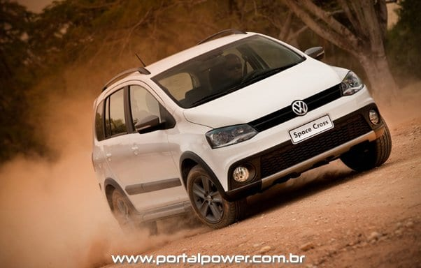 Volkswagen Space Cross 2012   Fotos e preços