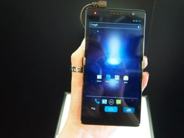 smartphone na Panasonic