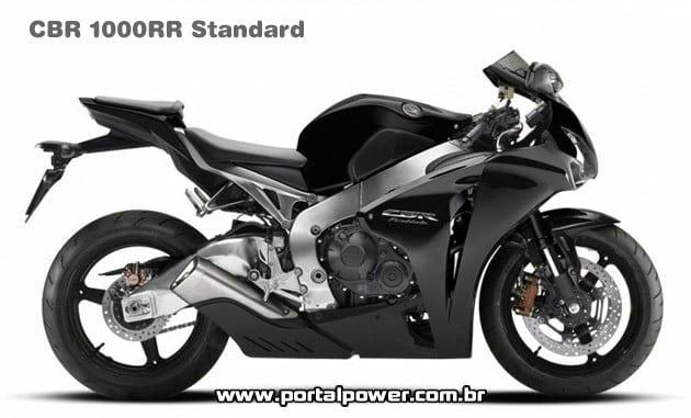 CBR 1000RR Fireblade Standard