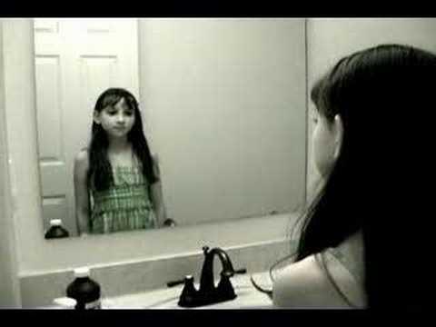 Vídeo de Susto – A menina no espelho
