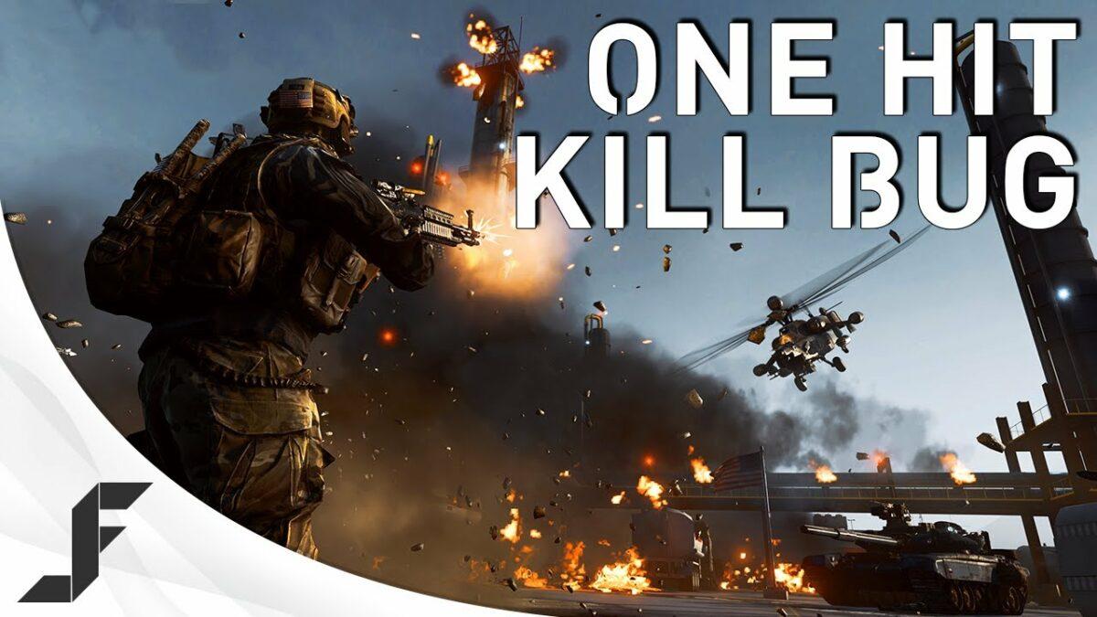 "Descoberto grave ""bug do headshot"" em Battlefield 4"