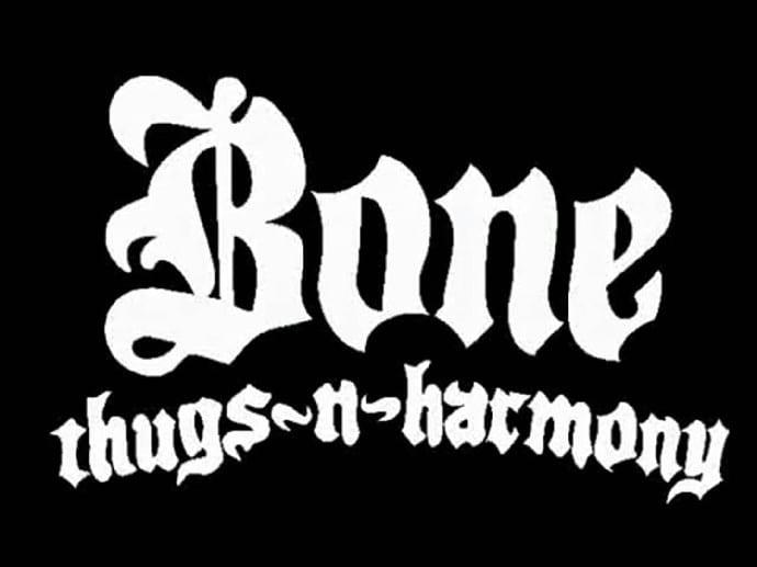 Bone Thugs n Harmony logo  Bone Thugs n Harmony