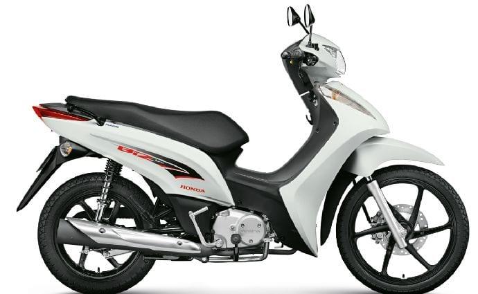 Honda Biz 2015 125  Honda Biz 2015   Fotos, vídeos, cores e preços