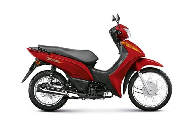 Honda Biz 2015  Honda Biz 2015   Fotos, vídeos, cores e preços