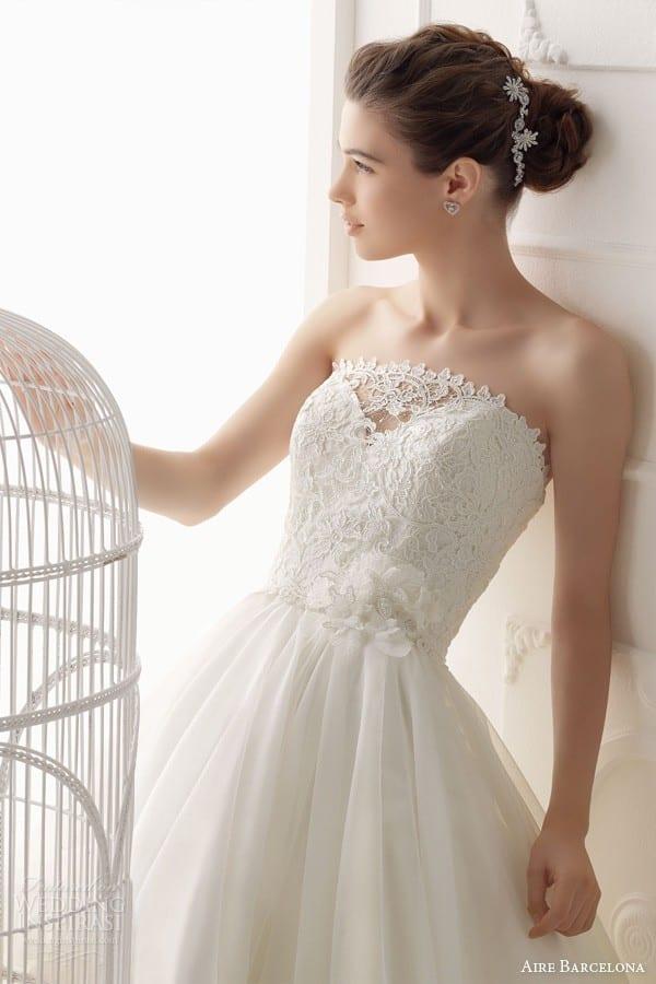 vestidos noivas 10  Vestidos de Noiva   Tendências para 2015