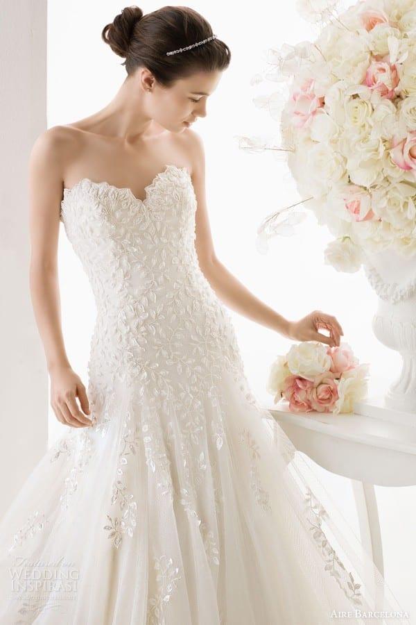 vestidos noivas 11  Vestidos de Noiva   Tendências para 2015
