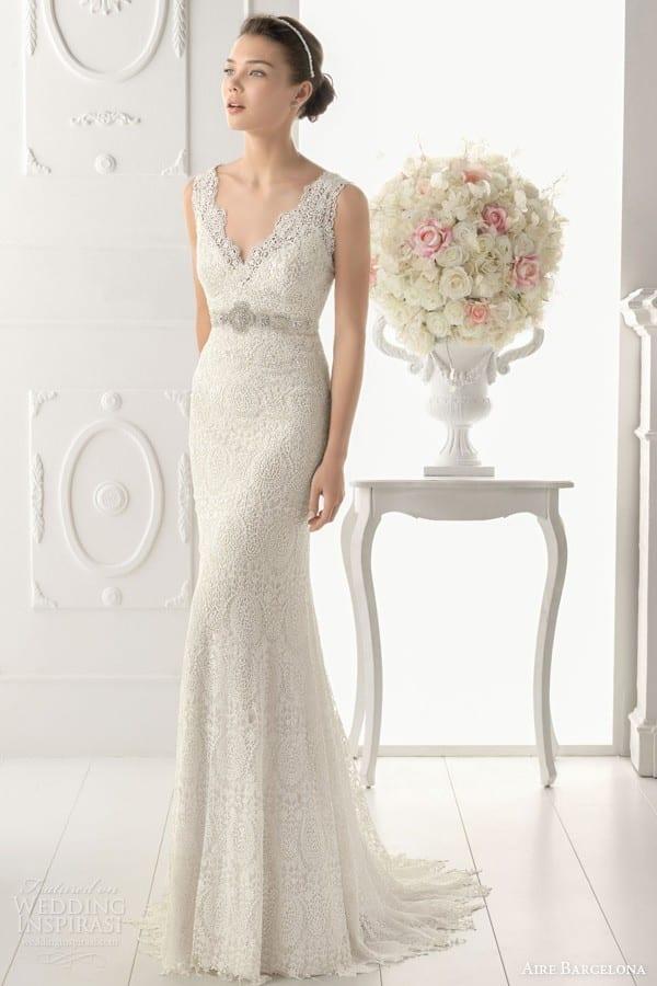 vestidos noivas 12  Vestidos de Noiva   Tendências para 2015