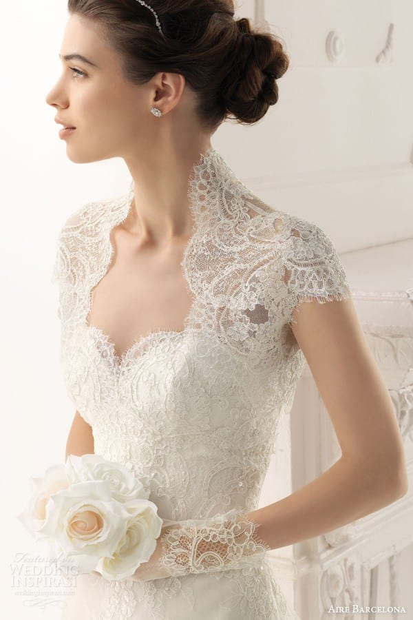 vestidos noivas 13  Vestidos de Noiva   Tendências para 2015
