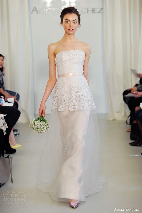 vestidos noivas 14  Vestidos de Noiva   Tendências para 2015