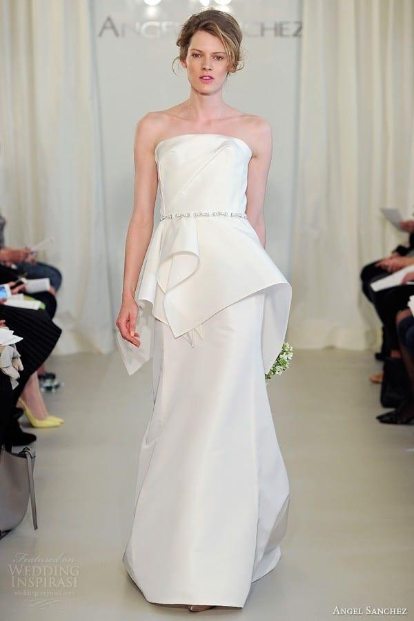 vestidos noivas 16  Vestidos de Noiva   Tendências para 2015