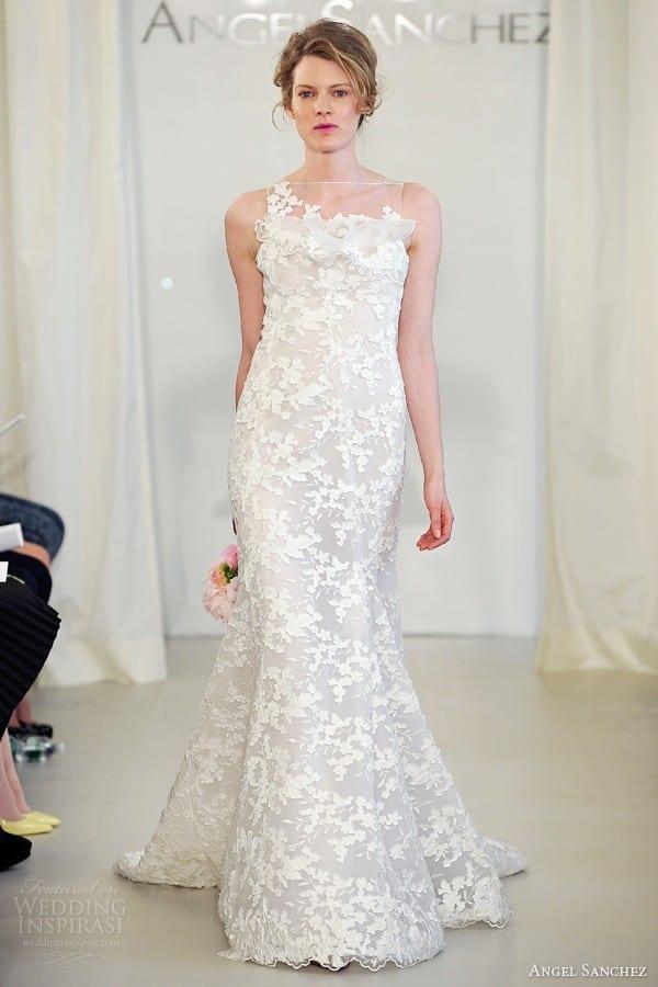 vestidos noivas 17  Vestidos de Noiva   Tendências para 2015