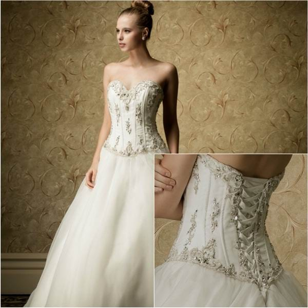 vestidos noivas 18  Vestidos de Noiva   Tendências para 2015