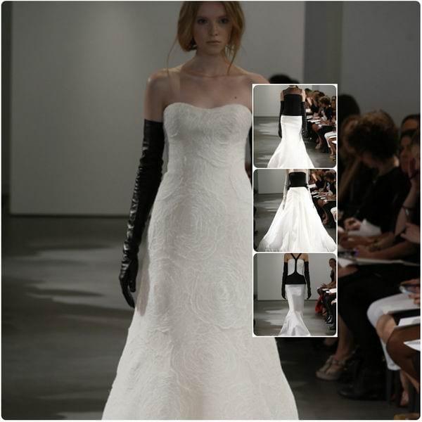 vestidos noivas 20  Vestidos de Noiva   Tendências para 2015