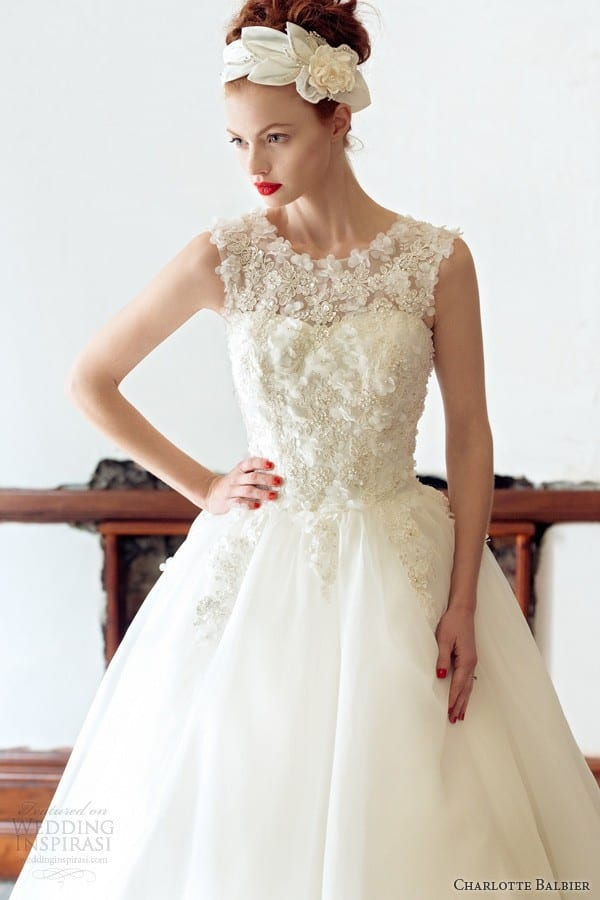 vestidos noivas 4  Vestidos de Noiva   Tendências para 2015