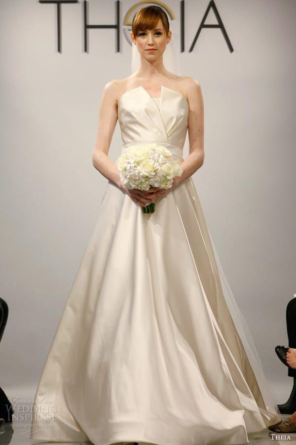 vestidos noivas 7  Vestidos de Noiva   Tendências para 2015