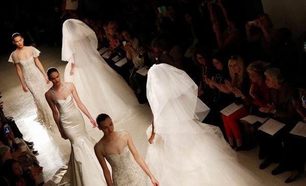 vestidos noivas  Vestidos de Noiva   Tendências para 2015