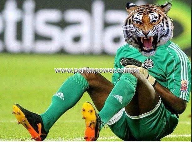 Mazembe Zoando o tigres