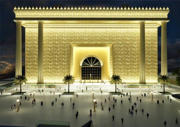 Templo de Salomão  Universal vai construir novo Templo de Salomão em Brasília