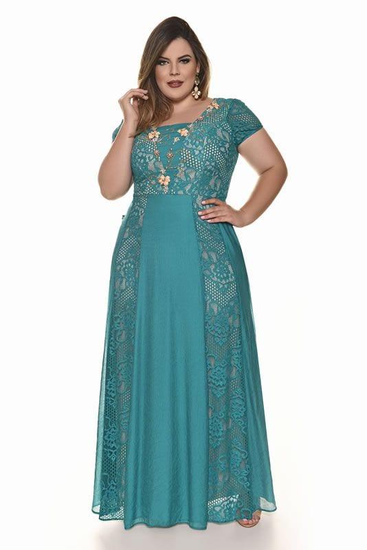 Vestido Plus Size Evangelico (1)